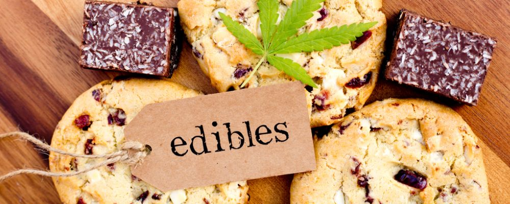 Cookies and brownies cannabis edibles in Denver, CO