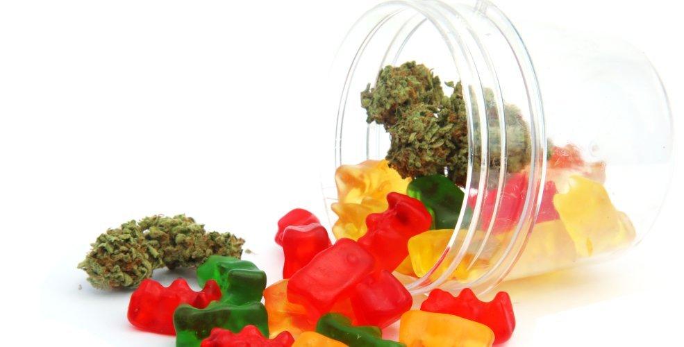 Cannabis gummy edibles for sale in Denver