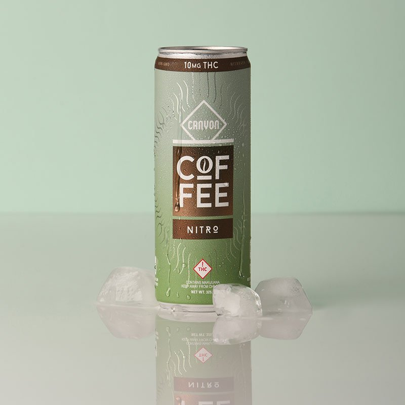 THC infused Canyon coffee