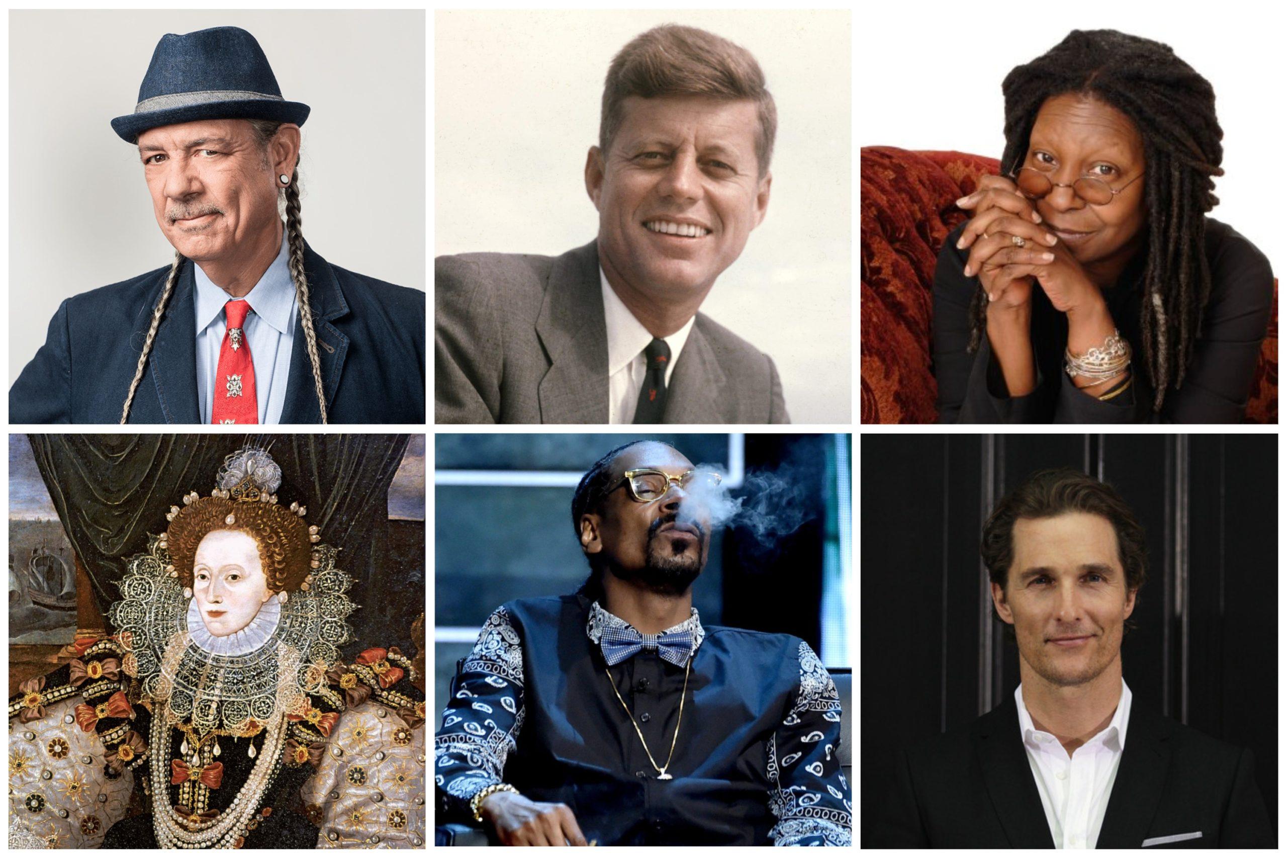 Famous Potheads
