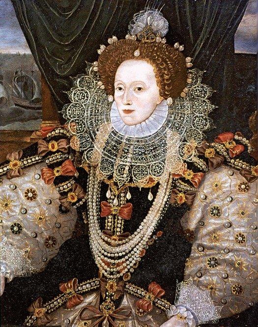 Queen Elizabeth I image