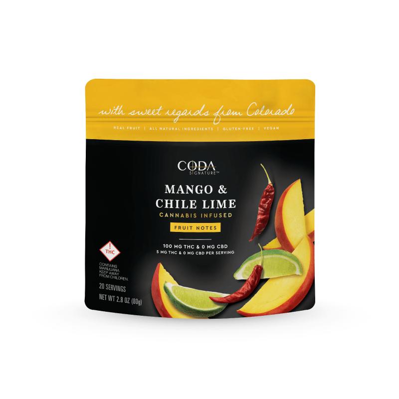 Coda Signature dried fruit
