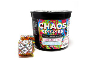 THC Crispies by Chaos