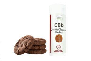 Cannabis Chocolate Cookies